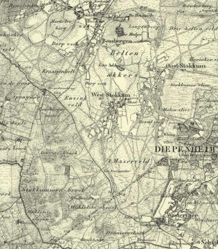 Stokkumerbroek rond 1700
